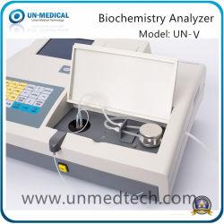Оон-V лабораторного оборудования открыть реактива определения наличия системы Semi-Auto Cycle (Полуавтоматический биохимии Analyzer