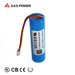 2600mAh 3.7V 7.4V 11.1V 14.8V 18650電池Pack/18650再充電可能な円柱李イオン電池のパック