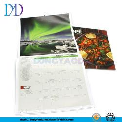 Los calendarios de escritorio, el cartón del calendario de escritorio, mesa escritorio calendario de escritorio para el año 2019