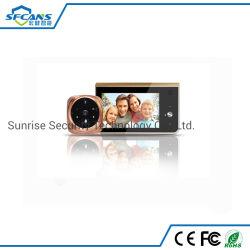 Smart Home Vídeo Intercomunicador IP WiFi Telefone Tocar campainha sem fio