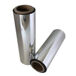 Настройка на основе металлических светоотражающие пластиковый ПВХ пленки в рулон для образования вакуума в
