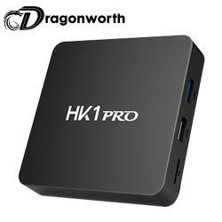 Android TV Box Ott Smart TV Box HK1 PRO S905X2 4G 64 G TV Box Android récepteur satellite