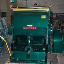 Manueller Papierkasten-stempelschneidene und faltende Maschine 1300