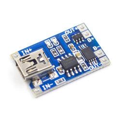 現在の保護のTp4056 1A Lipoのバッテリーの充電のボード小型USB