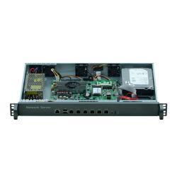 1037u 6 RJ45 1u 네트워크 서버 컴퓨터 방화벽 Barebone
