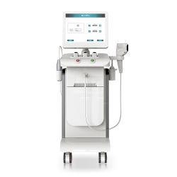 2021 Novo Hifu Aperte o tecido cutâneo Machine V Hifu Rosto e corpo Pele Anti-Wrinkle de Aperto