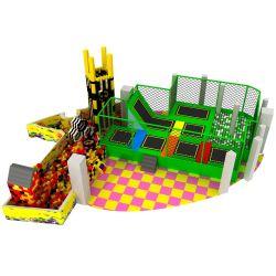 遊園地項目子供の屋内柔らかい運動場