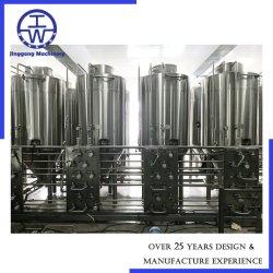 Réservoir de la bière de la bière cuve de mélange cuve de fermentation Cuve en acier inoxydable