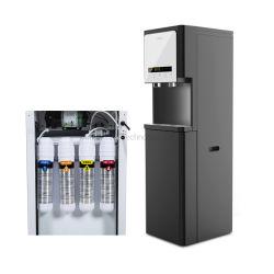 Öffentlicher Haushalt 4 Stufe heiß und kalt Direkter Alkoholkonsum RO Wasserkühler