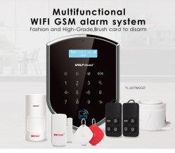 Système d'alarme GSM bricolage WiFi à partir d'Wolf-Guard