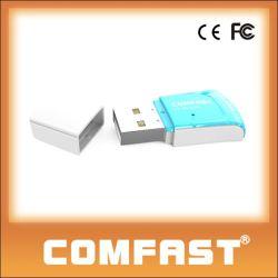 adapter Comfast cf.-Wu825n van /WiFi van de Kaart van het Netwerk 300Mbps Rtl8192su/EU de Mini Draadloze USB