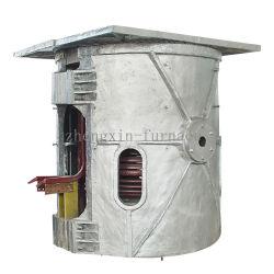 3t de middelgrote Oven van de Inductie van de Frequentie voor het Smelten van het Staal en van het Ijzer