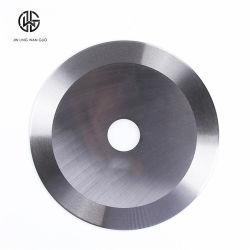 Uso Industrial Round carboneto de tungsténio lâmina do cortador