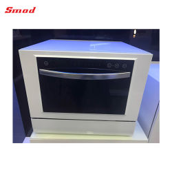 6-15 los conjuntos se dirigen el lavaplatos automático electrónico de la encimera del uso