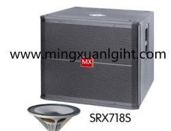 """Srx718S 18"""" Système de son caisson de basses en néodyme haut-parleur"""