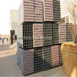 El bastidor de acero tubo cuadrado de material de construcción para casa prefabricados
