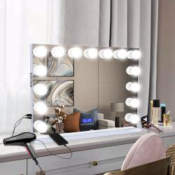 Desktop Venda Top-Rank Espelho de Hollywood para atores/Atrizes Beleza escura