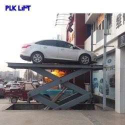 Hydraulische elektrisches Auto-Aufzug-Plattform-vertikale Auto-Förderanlage