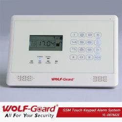 Chambre d'alarmes système antivol avec pavé tactile (YL-007M2E)