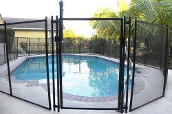 زنز مبسور مغلّف بأمان PVC حوض السباحة
