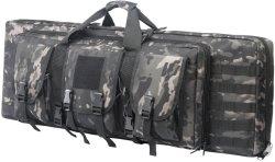 حقيبة بندقية ذات حجم مخصص للبندقية التكتيكية مزدوجة البندقية