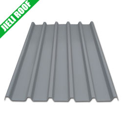 Plastik-PVC-Dach-Material-gewölbtes Blatt
