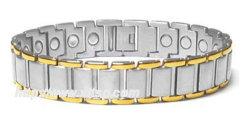 Le titane bracelets magnétiques Bijoux en acier inoxydable 2012 (T377)