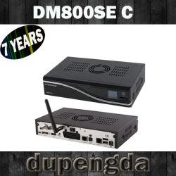 Top Box Dm800HD SE Cable Tuner einstellen mit WiFi Dreambox