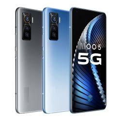 Оригинальный смартфон 5 Смартфон 5g Mobilephone 120Гц гибкий экран 4500Мач Snapdragon 865 E-игра Smart Mobilephone
