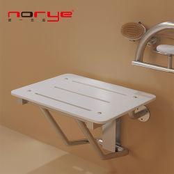 Personalizar o aço inoxidável 304 montado na parede chuveiro chuveiro ASSENTO BANCO