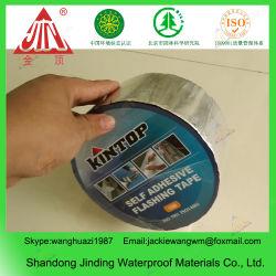 L'asphalte / bande auto-adhésif en aluminium de bitume Membrane d'étanchéité de toit
