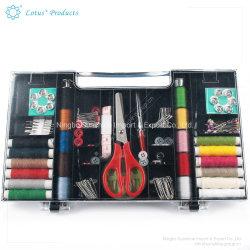Set da cucire portatile di alta qualità per hotel/casa/viaggio, kit da cucire fai da te