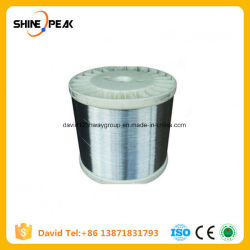0,13 mm pour la fabrication de fils en acier inoxydable Scourer