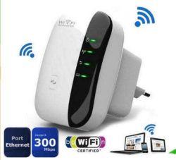 preço de fábrica 300Mbps Repetidor WiFi 802.11 300Mbps