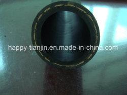Tubo flessibile della gomma di pressione bassa della treccia di /Fiber/Textile del cavo del poliestere