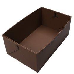 Contenedor de la caja de almacenamiento por vínculos de los calcetines Bra Organizador de la ropa interior
