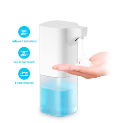 Erogatore automatico UV del prodotto disinfettante della mano del telefono del sapone completamente liquido del documento di Touchless dello spruzzo