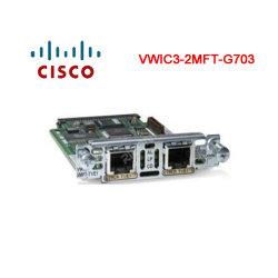Placa de Voz Cisco VWIC3-2MFT-G703