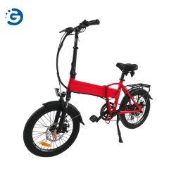 350CT poids léger de 20 pouces pliable vélo Vélo électrique de la batterie au lithium