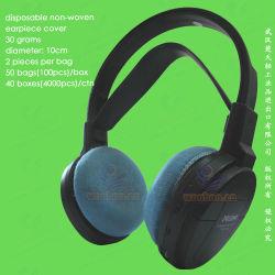 Jetables Non-Woven/non tissé en polypropylène/nontissé capuchon antipoussière de l'écouteur, l'oreille le capuchon de téléphone