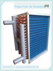 Kupfernes Gefäß-Luft-Wärmetauscher für Kondensator (SZGG-4-20)