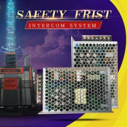 Diseño profesional de la tecnología de punta, la construcción del Elevador High-Power Walkie Talkie, apoyando la oferta.