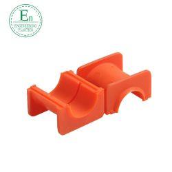 حقن ABS قطع بلاستيكية منزلقة من النايلون قطع بلاستيكية ذات شكل خاص ABS الحقن