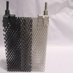 수출 고품질 티타늄 메시 바구니 양극