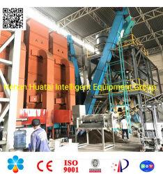 Rbd Palmöl-Produktionszweig grobe Palmen-Erdölraffinerie-Maschine, Palmöl-aufbereitende Maschinen-Raffinerie-schlüsselfertiger Projekt Huatai Lieferant