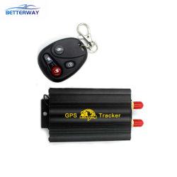 Alquiler de Localizador GPS Tk Tk103 Quadband103b el vehículo alquiler de GSM Tracker GPS Dispositivo de seguimiento Seguimiento en tiempo real