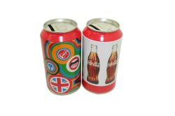 Tin puede Coin Bank Mint Box Money Box