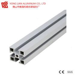 Profil d'extrusion en aluminium pour l'assemblage et l'écran Cadrage de ligne