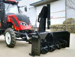Professonal souffleur à neige à montage avant du tracteur