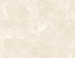 Aperfeiçoou terminou azulejos de mármore - Pedra de Austin bege